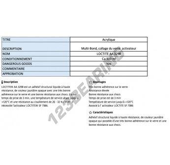 AA-3298-300ML-LOCTITE