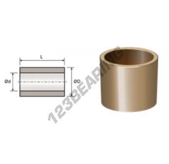 BAI19.05-23.8125-19.05 - 19.05x23.81x19.05 mm