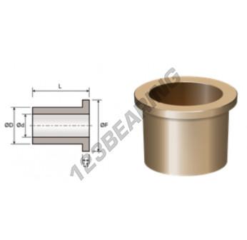 BFMF12-18-24-3-8 - 12x18x8 mm