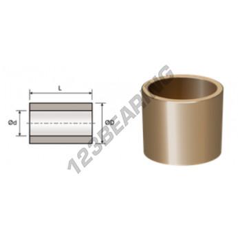 BMF18-25-36 - 18x25x36 mm