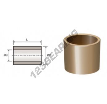 BMG25-32-40 - 25x32x40 mm