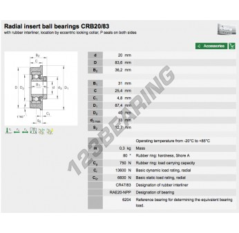 CRB20-83-INA