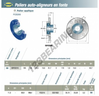 ESFCE210-SNR