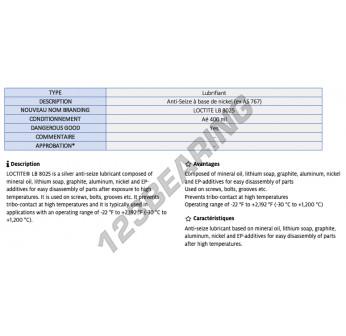 LB-8025-400ML-LOCTITE