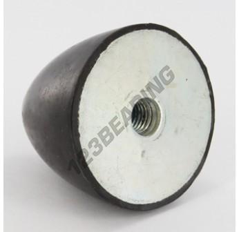PFP5050-10 - M10x50x50 mm