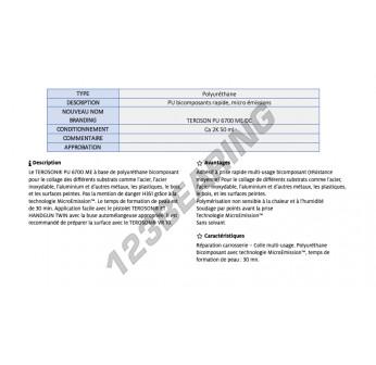 PU-6700-MEDC-50ML-TEROSON