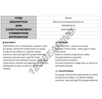 SI34BLACK-CARTOUCHE300ML-TEROSON