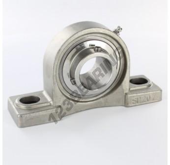 UCP207-INOX - 35 mm